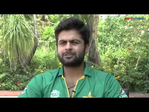 India vs Pakistan World T20 03/19/2016\ Ahmed Shehzad talks about Pakistan are preparing to counter