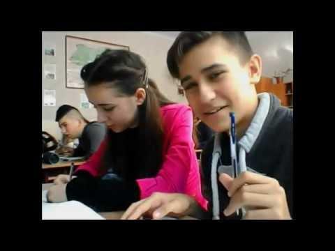 Когда на уроке нечего делать)))