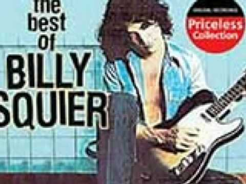 Billy Squier - She Goes Down