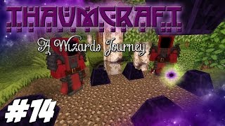 Thaumcraft 4.2 (1.7.10) - A Wizards Journey - Primal Staff, Crimson Cult And Eldritch Guardian #14