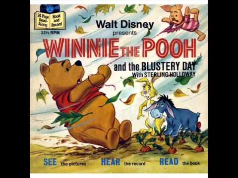 Winnie The Pooh And The Blustery Day. video