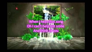 Easton Corbin - I Think Of You Lyrics