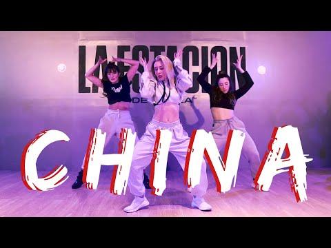 China - Anuel AA, Daddy Yankee, Karol G, Ozuna & J Balvin L Choreography By Juli Failace