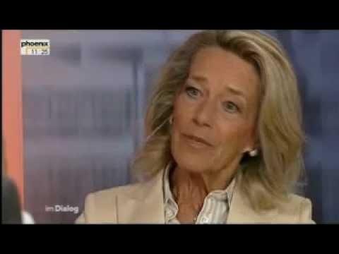 Angela Merkel arbeitet am  Zerfall der Demokratie - Gertrud Höhler - 1/3