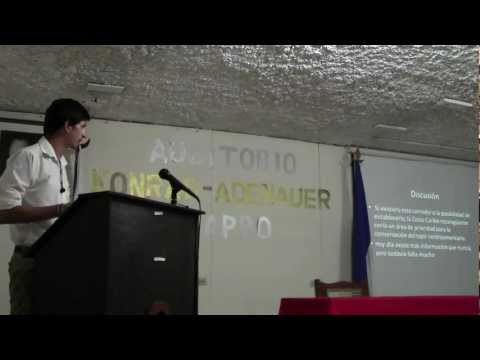 Christopher Jordan - Los tapires centroamericanos en Nicaragua - COMVEN - Managua