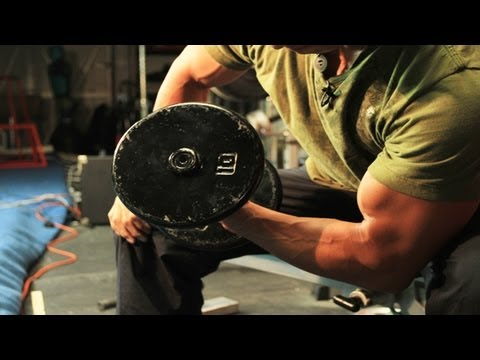 Biceps Weight Lifting Workout- Arms gym Training Routine Image 1