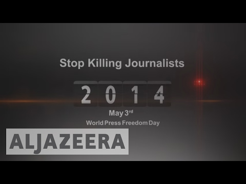 Al Jazeera marks World Press Freedom Day