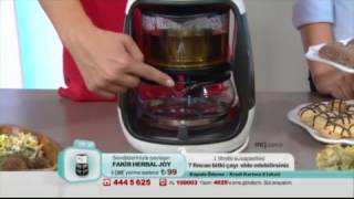 MCJ Shopping-Fakir Herbal Joy Otomatik Çay Demleme Makinesi