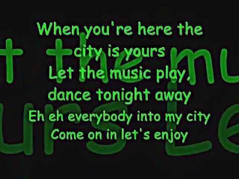 In My City - Priyanka Chopra Ft. Will.i.am [ Lyrics On Screen] video