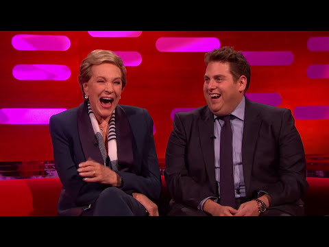 Jonah Hill's Awkward Car Ride With Morgan Freeman - The Graham Norton Show