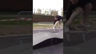 Anthony Smeyers au pumptrack de St Just en Chaussée (60) - avril 2018