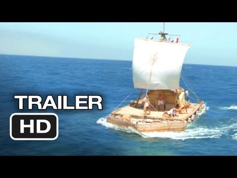 Kon-Tiki TRAILER 2 (2012) – Joachim Rønning Movie HD