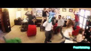 Best Of Harlem Shake [En Komikler] Part 1.