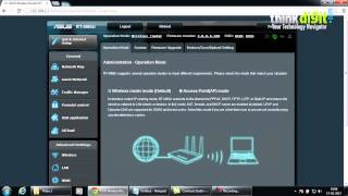 02. Setting Up Asus Routers - ASUS RT-AC66U, RT-N66U, EA-N66