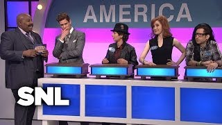 Celebrity Family Feud: American and International Musicians - SNL