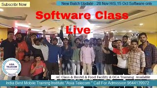 Mobile Software Flashing Class live session with Student's #IndiaNo.1 #MobileTrainingInstitute