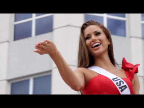 Miss USA 2014 Nia Sanchez's Farewell