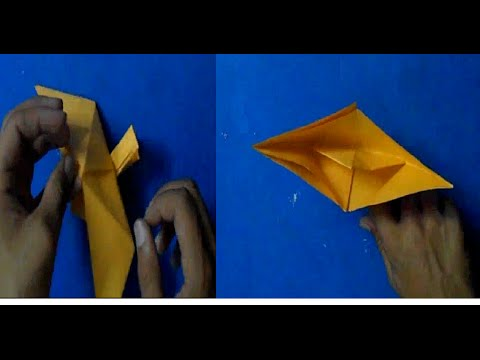 How To Make Paper Boat Very Easy Step by step Guide | Paper Origami