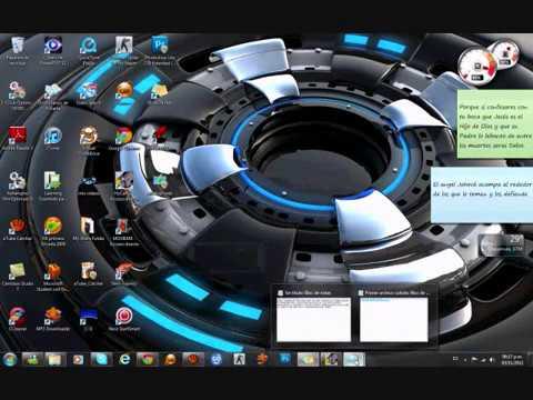 como descargar e instalar DreamScene para Windows 7