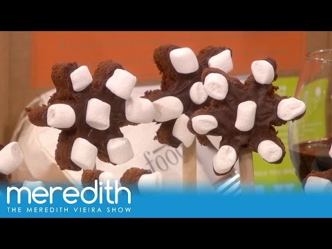 Sarah Michelle Gellar Shares Her Favorite Holiday Recipes! | The Meredith Vieira Show