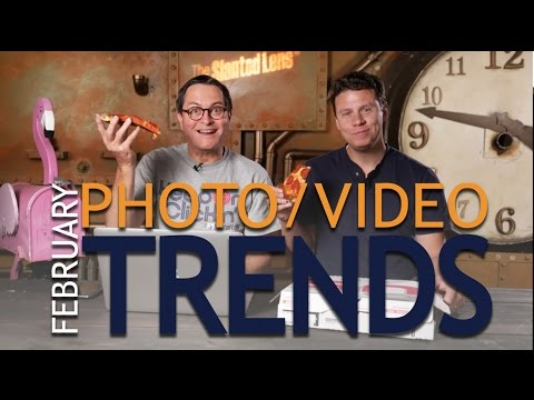 Photo Video Trends- February 2016