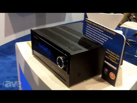 CEDIA 2013: AudioControl Introduces its Concert AVR-8 Ultra HD Receiver