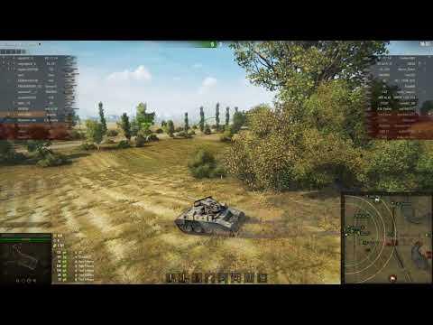 M56 Scorpion, Прохоровка, Стандартный бой