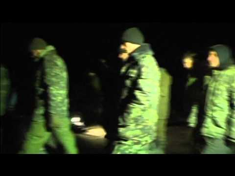 POW Exchange in East Ukraine: 139 Ukrainian soldiers released outside Luhansk
