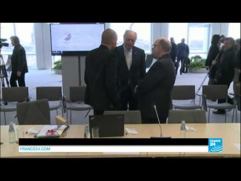 Subscribe to France 24 now: http://f24.my/youtubeEN FRANCE 24 live news stream: all the latest news 24/7 http://f24.my/YTliveEN  A Eurogroup meeting in Brussels will get underway soon to discuss Greece\'s reform plans. This comes a day before Athens faces yet another payment to the IMF. Ahead of the talks, the Greek finance minister Yanis Varoufakis said he\'s confident that the country will be able to pay up in time.   Visit our website: http://www.france24.com Like us on Facebook: https://www.facebook.com/FRANCE24.English Follow us on Twitter: https://twitter.com/France24_en