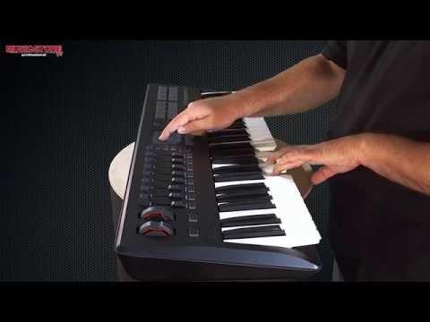 KORG Triton Taktile USB Midi Controller Keyboard Synthesizer