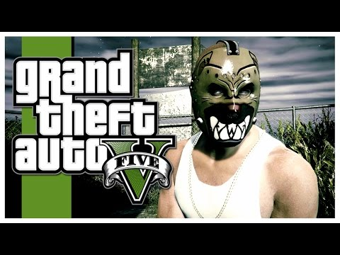 GTA 5 - The FAIL Squad! (Grand Theft Auto V Heists)