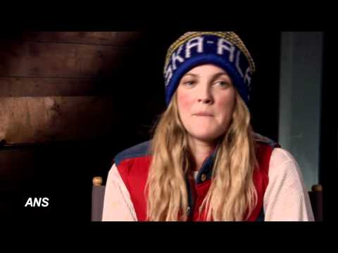 DREW BARRYMORE TELLS TRUE LIFE WHALE TALE IN 'BIG MIRACLE'