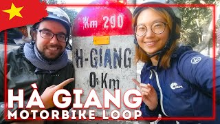 VIETNAM 🇻🇳 TRAVEL SERIES - EPISODE 10 - The Sunny Ending [Hà Giang Motorbike Loop]