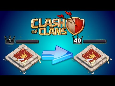 Clash Of Clans | HOW TO LEVEL UP YOUR HERO'S FAST & EASY! | Max Hero Strategy TH 7, 8, 9 & 10 (2015)