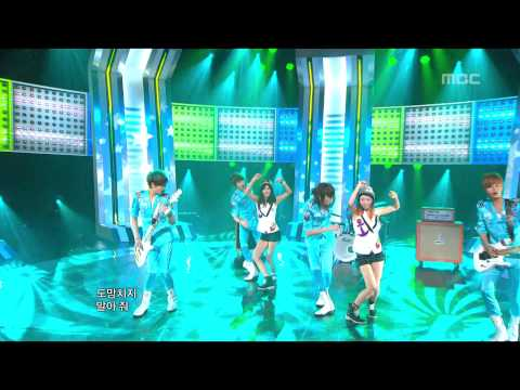Led Apple - Run To You,  - , Music Core 20120714 video