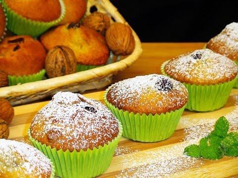 Muffins con arándanos - La Cocina de Loli Domínguez