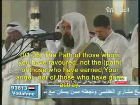 Sheikh Mishary's Emotional & Beautiful Qur'an Recitation - English Translation video