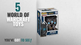 Top 10 World Of Warcraft Toys [2018]: Funko POP Games World of Warcraft Arthas Vinyl Figure