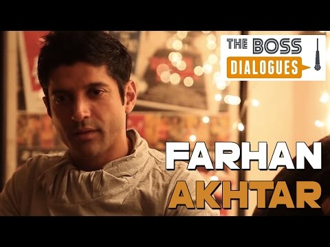 Promo | Farhan Akhtar | The Boss Dialogues