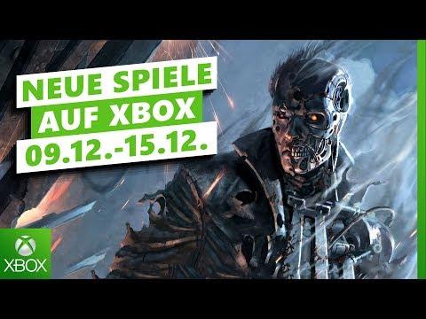 Neue Spiele der Woche 09. - 15. Dezember | Xbox Weekly News
