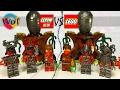 Какой конструктор круче LEGO 70621 или подделка Lepin. Что купить?