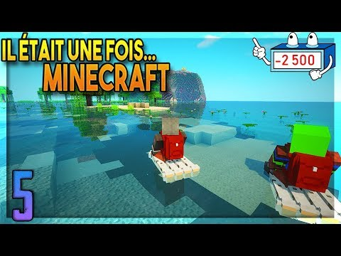 A LA RECHERCHE DU PIRE BIOME ! Il était une fois Minecraft #5
