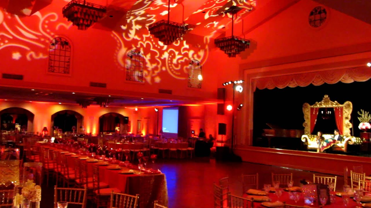 Production Event Ararat Home Mission Hills Wedding For