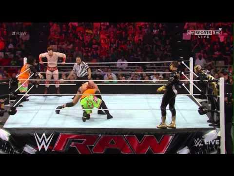 Wwe Raw 09 15 2014 (full Show) video