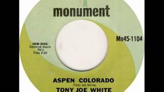 Watch Tony Joe White Aspen Colorado video