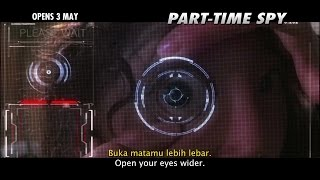 PART-TIME SPY - 30s TV Spot - Opens 3 May in Indonesia