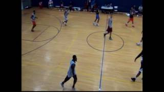 Terik Bridgeman 2017 Hart Sports Camp highlight reel