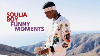 Soulja Boy FUNNY MOMENTS (BEST COMPILATION)