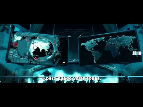 G.I.Joe : El contraataque - Trailer subtitulado [HD]