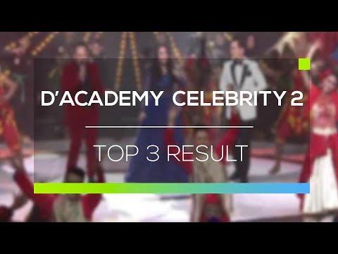 download lagu Highlight D`academy Celebrity 2 - Top 3 Result gratis